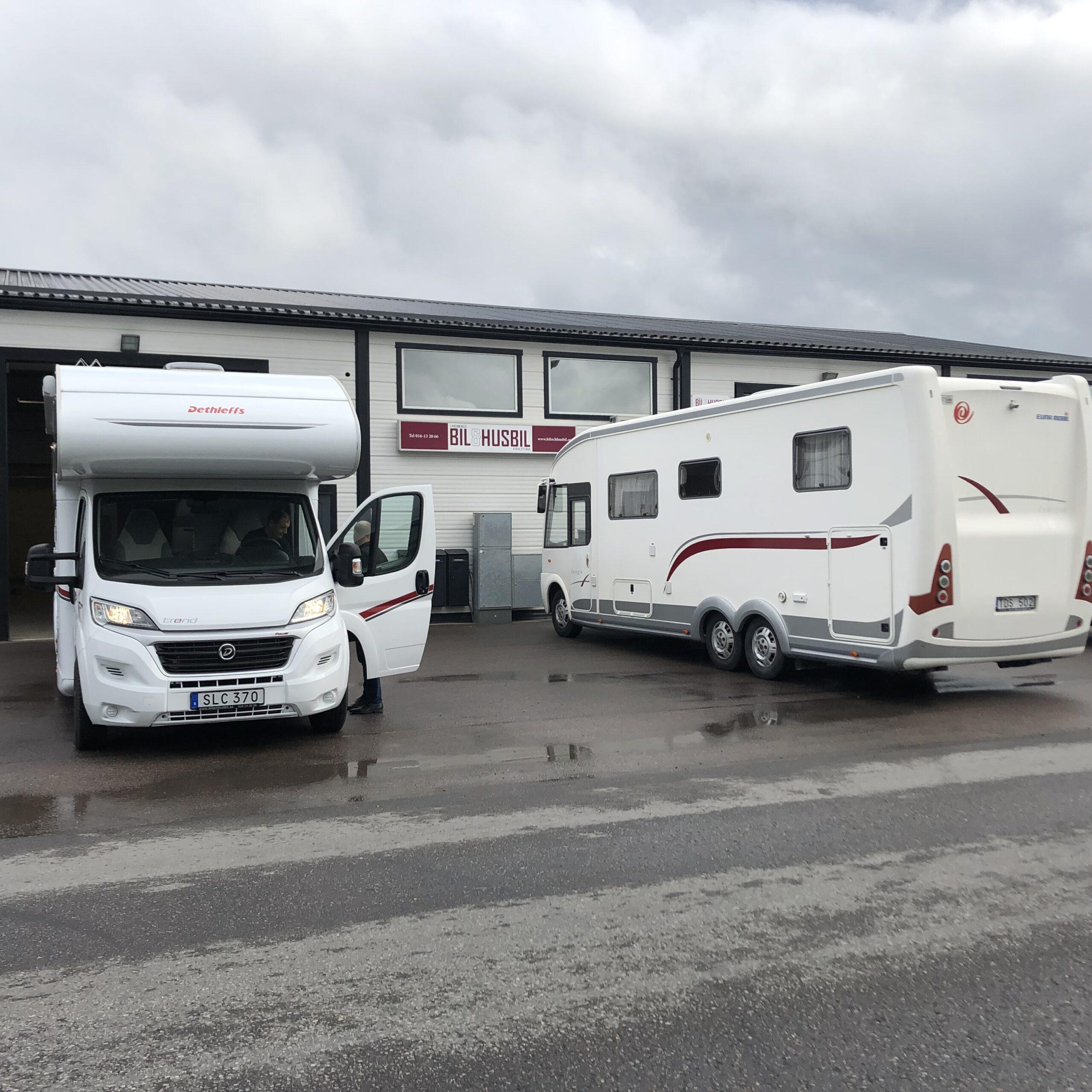 Caravan Club Riksting 2019