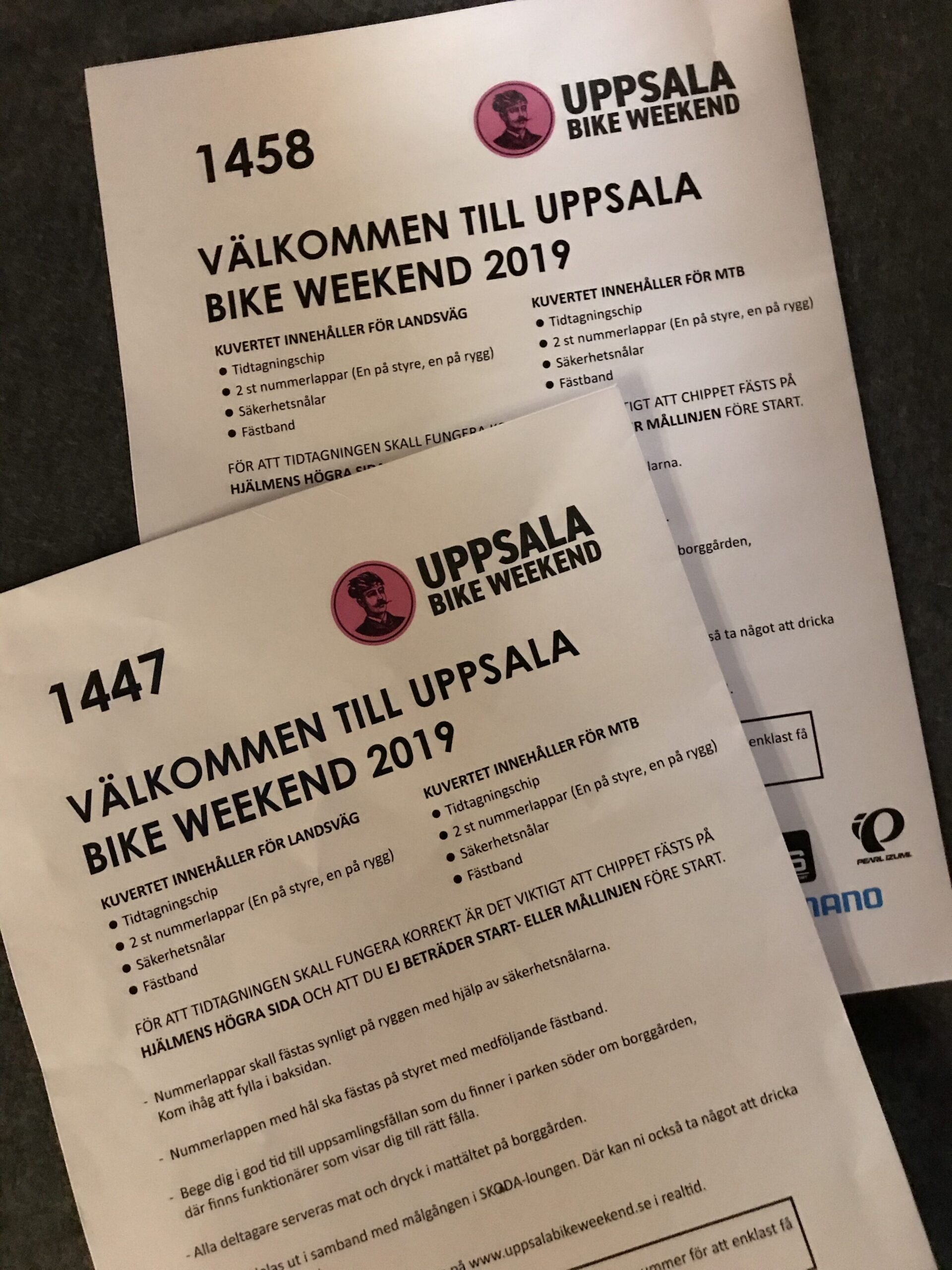 Aktiv weekend i Uppsala