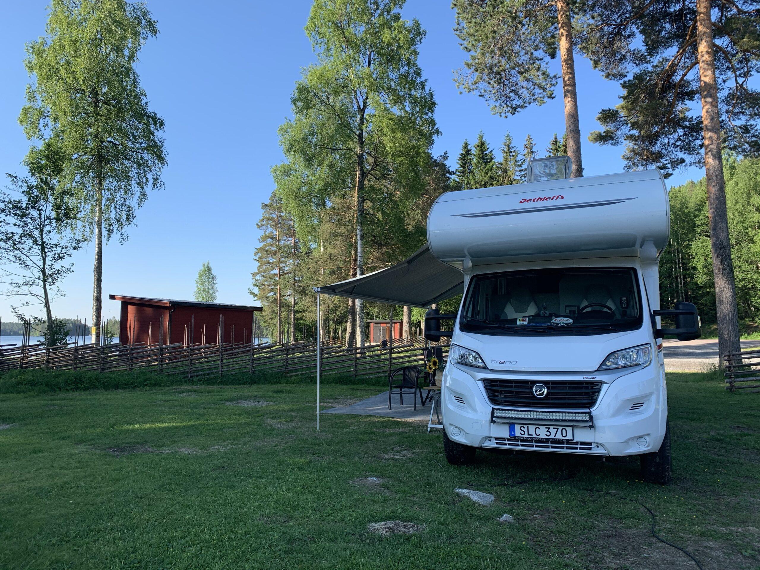Vattenaktiviteter på Bjursås Skicenter & Camping