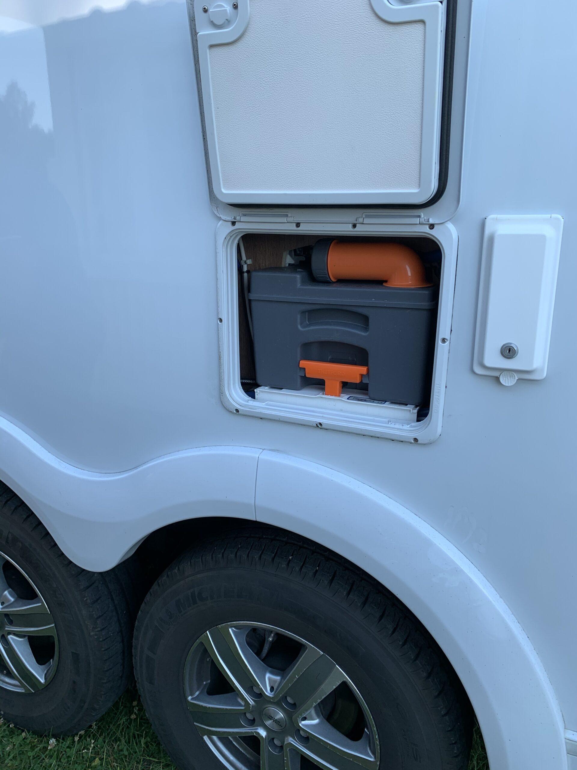 Säker gasolförvaring